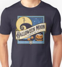 Halloween Moon Unisex T-Shirt