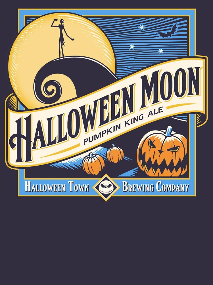 Halloween Moon by Adho1982