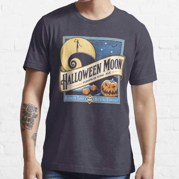 Halloween Mond Essential T-Shirt