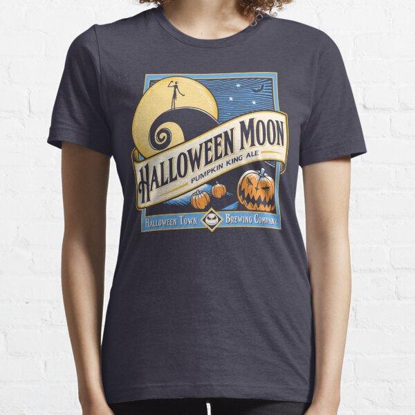 Halloween Moon Essential T-Shirt
