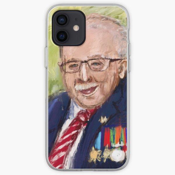 Captain Tom Moore  iPhone Soft Case