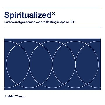 Spiritualized - Ladies and Gentlemen We Are Floating in Space  by Talierch