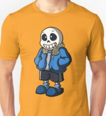 Sans Cartoon Style Unisex T-Shirt