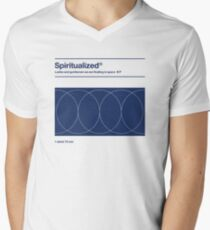 Spiritualized - Ladies and Gentlemen We Are Floating in Space  Men's V-Neck T-Shirt