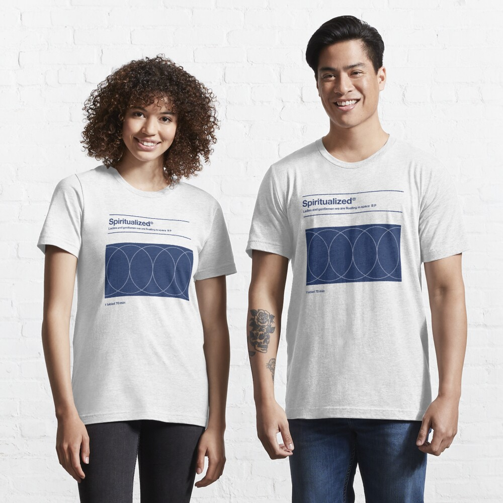Spiritualized - Ladies and Gentlemen We Are Floating in Space  Essential T-Shirt