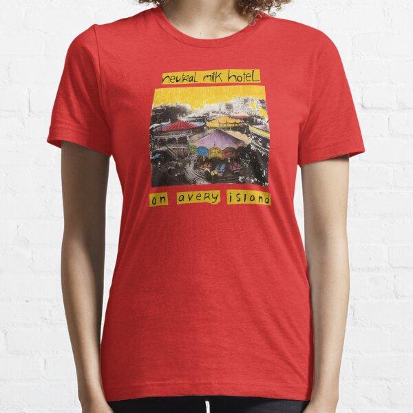 Neutral Milk Hotel - On Avery Island Essential T-Shirt