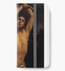 The Martyrdom of Saint Sebastian - Guido Reni iPhone Wallet/Case/Skin