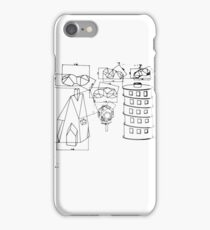 Modest Mouse - Building Nothing Out of Something  iPhone Case/Skin