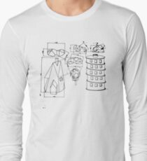 Modest Mouse - Building Nothing Out of Something  Long Sleeve T-Shirt