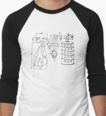 Modest Mouse - Building Nothing Out of Something  Men's Baseball ¾ T-Shirt
