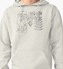 Modest Mouse - Building Nothing Out of Something  Pullover Hoodie