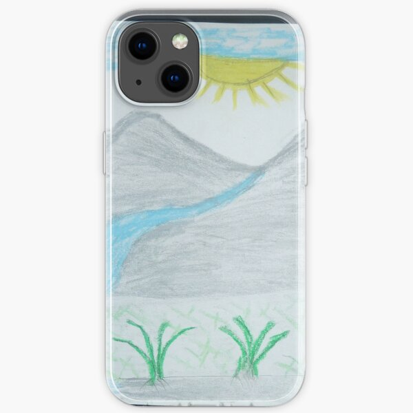 Its a beautiful day and I can't stop praising the Lord! iPhone Soft Case