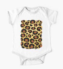 Jaguar Fur Pattern Kids Clothes