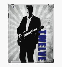 Twelve Doctor Doctor Who Hell Bent Peter Capaldi iPad Case/Skin