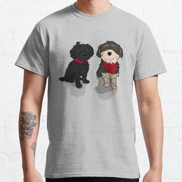 Rote Bolonka Zwetna Boys Classic T-Shirt