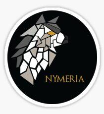 Direwolf - Nymeria Sticker
