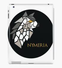 Direwolf - Nymeria iPad Case/Skin