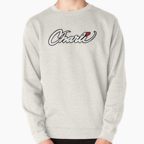 Charli d'Amelio Logo Pullover Sweatshirt