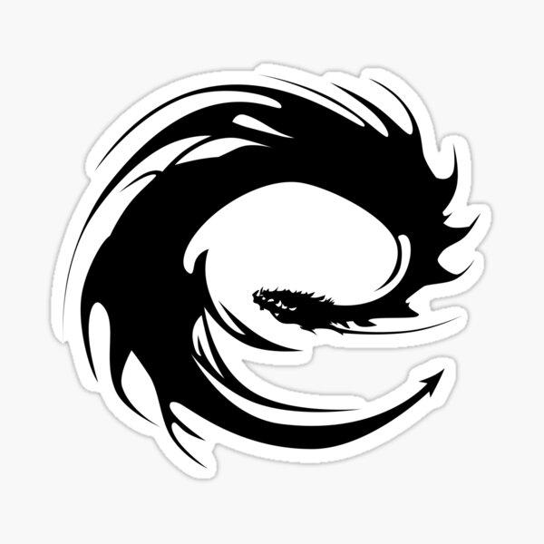 Eragon dragon Sticker