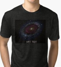 The Hitchhiker's Guide to the Galaxy Tshirt , Don't Panic Tri-blend T-Shirt