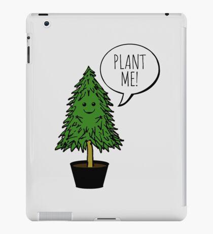Plant More Trees iPad Case/Skin