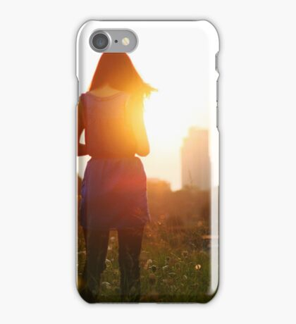 I think I'll start a new life iPhone Case/Skin