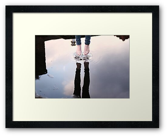Jump & touch the sky by Noukka Signe