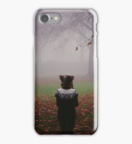 Tell me what is coming for me iPhone Case/Skin