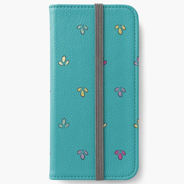 Little Flowers iPhone Wallet