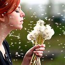 I Could Really Use A Wish Right Now by Noukka Signe