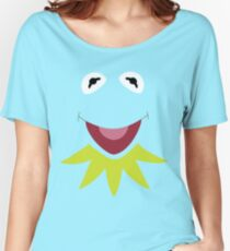 kermit Women's Relaxed Fit T-Shirt