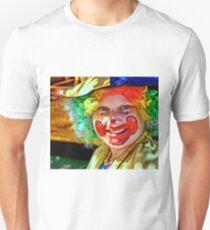 Colourful Clown Unisex T-Shirt