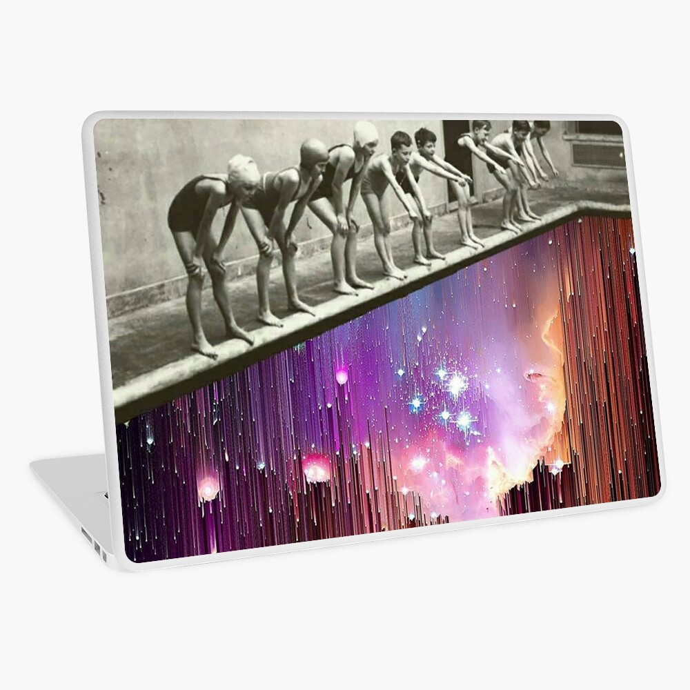 Skydiving II Laptop Skin