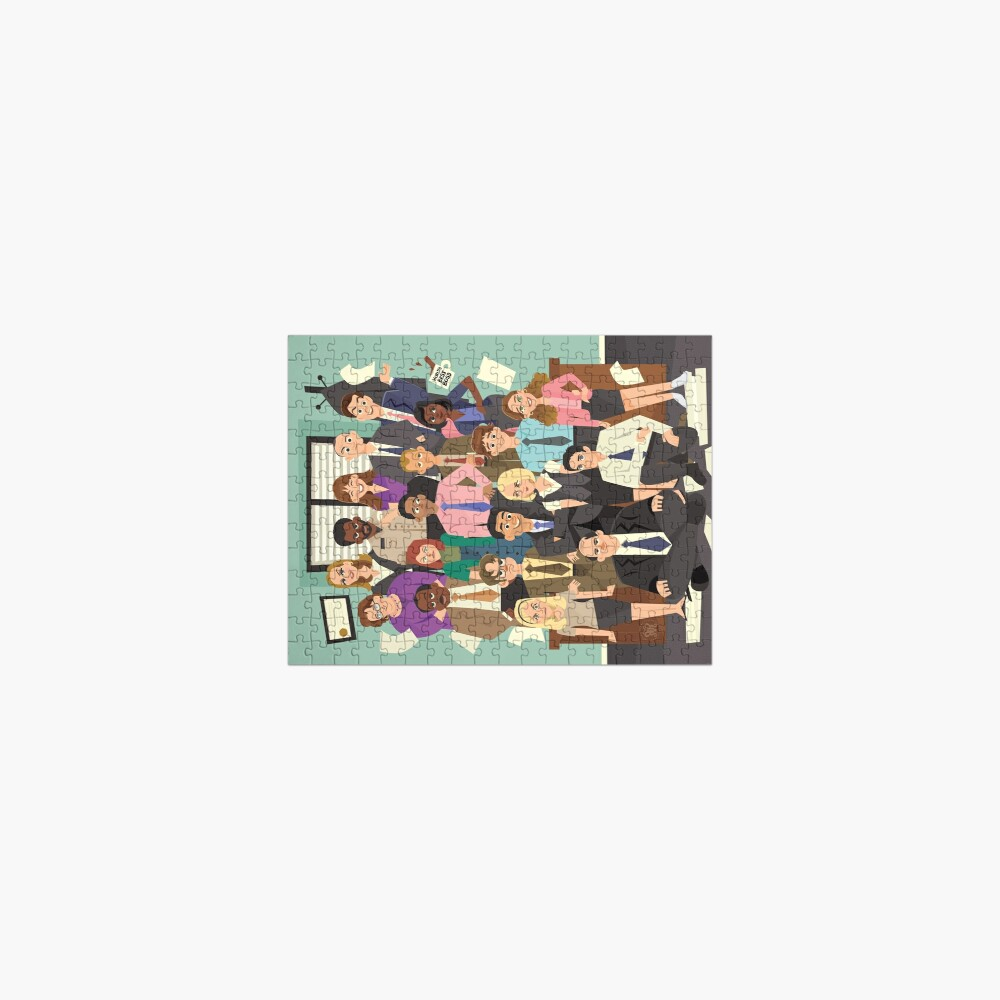 Office Jigsaw Puzzle