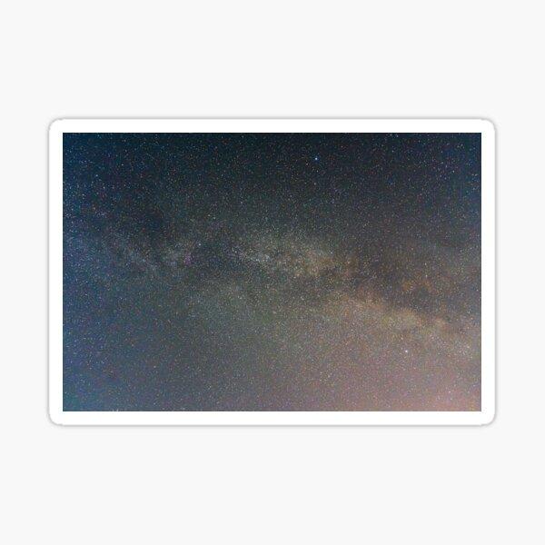 Milky Way Photo Sticker