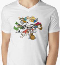 Codename : Kids Next Door Men's V-Neck T-Shirt
