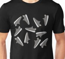 Yeezy Boost 350 Wallpaper Unisex T-Shirt