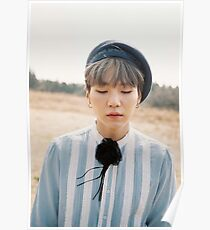 YOUNG FOREVER SUGA Poster