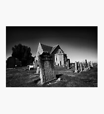 Athelstaneford Church Photographic Print