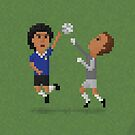 Hand of God by 8bitfootball