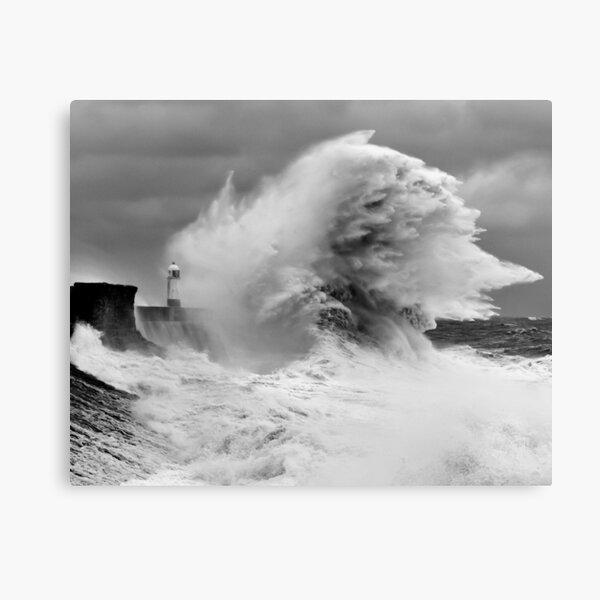 Porthcawl Lighthouse Canvas Print