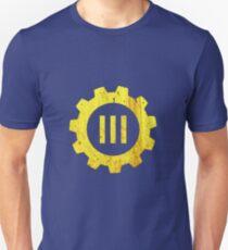 Vault 111 F4 Unisex T-Shirt