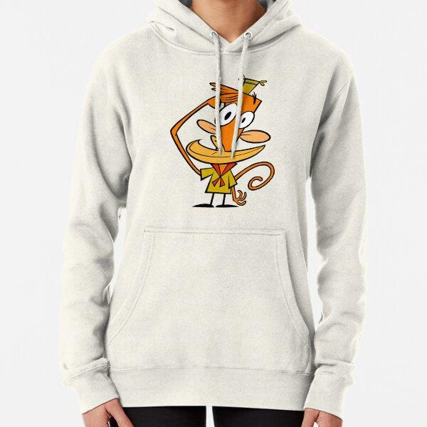 Absolute Cult Looney Tunes Girls Bugs Bunny Surfing Sweatshirt