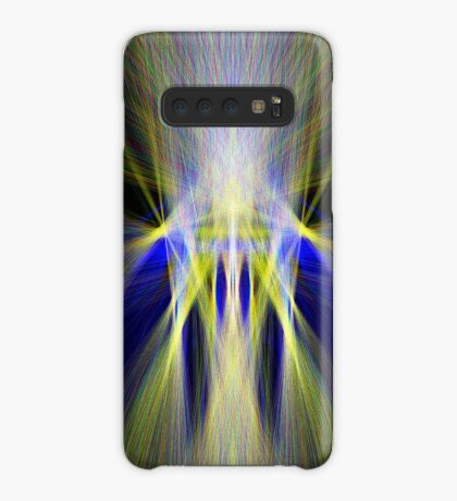 I live here Case/Skin for Samsung Galaxy