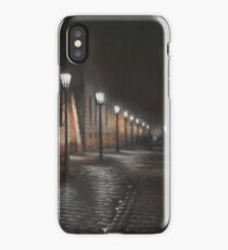 Wet Evening in Krakow iPhone Case