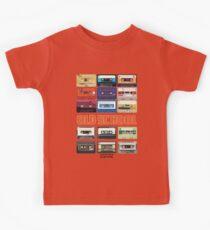 Cassettes Kids Tee