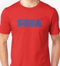 Sega classic arcade and console games Unisex T-Shirt