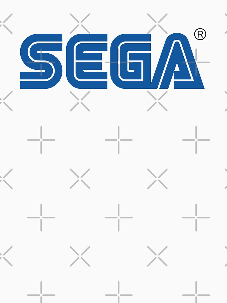 Sega classic arcade and console games | Unisex T-Shirt