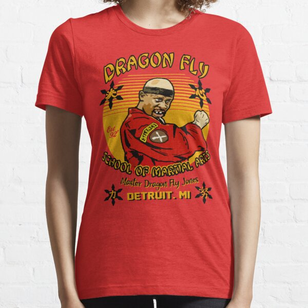 Dragon Fly Martin Lawrence 90s Movie Parody Art Essential T-Shirt