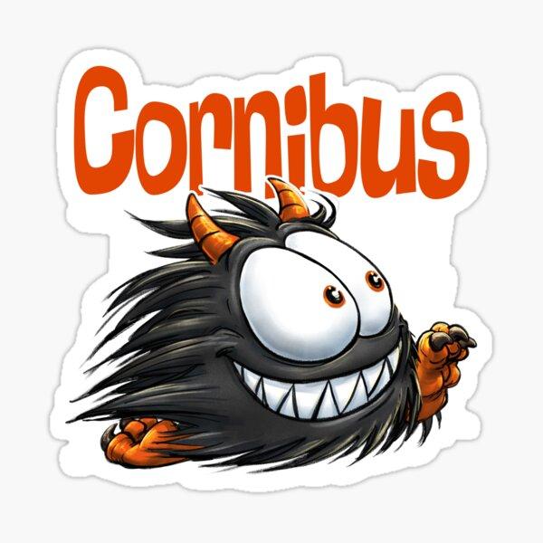 CORNIBUS SUPERSTAR 2 Sticker
